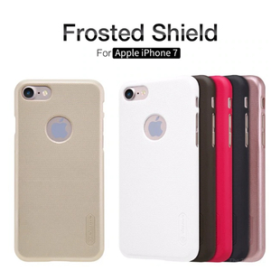 Накладка для iPhone 7+/8+ Nillkin Super Frosted черный