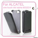 Чехол книжка для Alcatel One Touch Idol Alpha / 6032 X - Armor Case