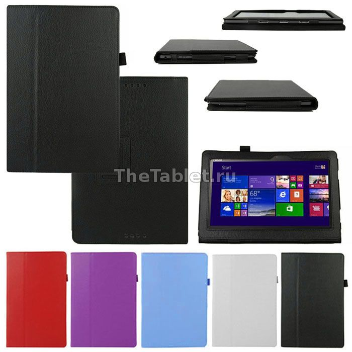 ����� ��� Asus Transformer Book / T100TA - PU Cover