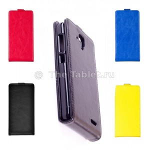 Чехол для Alcatel One Touch POP 2 (4.5) 5042D - Flip case skinBOX