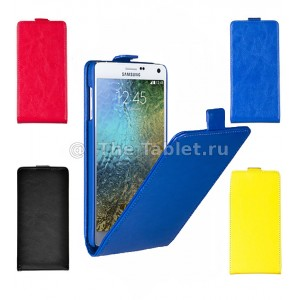 Чехол для Samsung Galaxy Note 4 - Flip case skinBOX