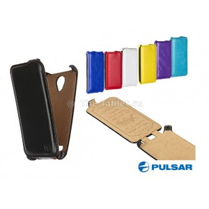 Чехол для Micromax Bolt S302 - Pulsar Shell Case