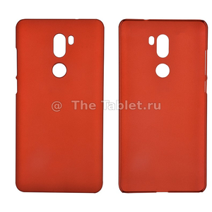 Накладка для Xiaomi Mi5S Plus skinBOX 4People красный