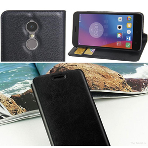 Чехол-книжка для Lenovo K6 / K6 Power - Book Case с визитницей