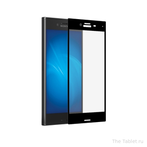 Защитное стекло Sony Xperia X Compact Full Screen 2.5D 0.33 mm изогнутый экран