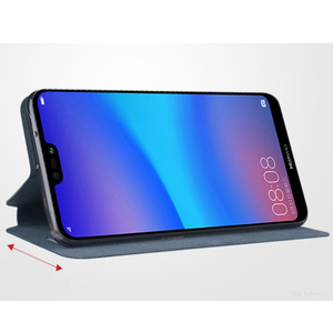 Чехол-книжка для Huawei P20 Lite Book Case New с визитницей