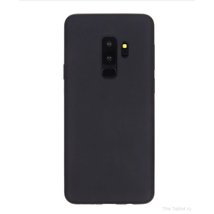 Чехол ТПУ для Samsung Galaxy S9 Plus, 009486 Черный
