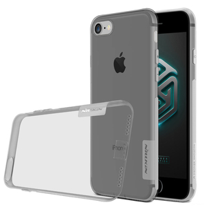 Накладка для iPhone 7+/8+ Nillkin TPU серый