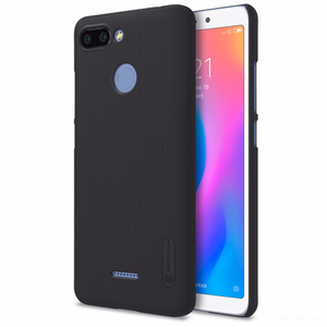Накладка для Redmi 6A Nillkin Super Frosted черный